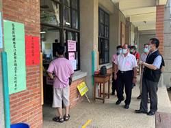 銅鑼鄉長補選 選委會提醒投票戴上口罩