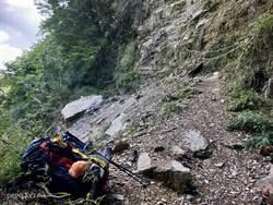 台北大學21歲女大生南投登山失足墜谷亡