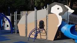 板橋這個公園有「企鵝」?溜滑梯、拱形橋飆汗水更健康