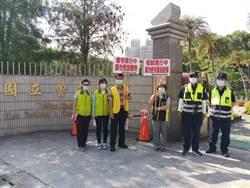 國中會考逢廟會 公所警方加強宣導減噪
