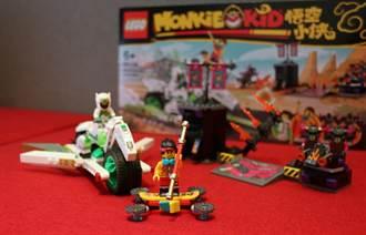 搶先開箱》LEGO悟空小俠系列80006白龍馬戰車