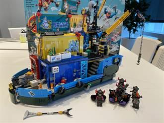 搶先開箱》LEGO悟空小俠系列80013萬能海上基地