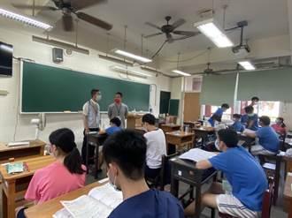 國中會考登場 竹市首節社會科11人缺考