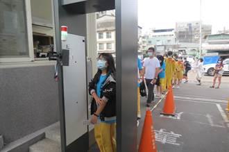 國中教育會考登場 中市4人發燒啟用第二類備用試場