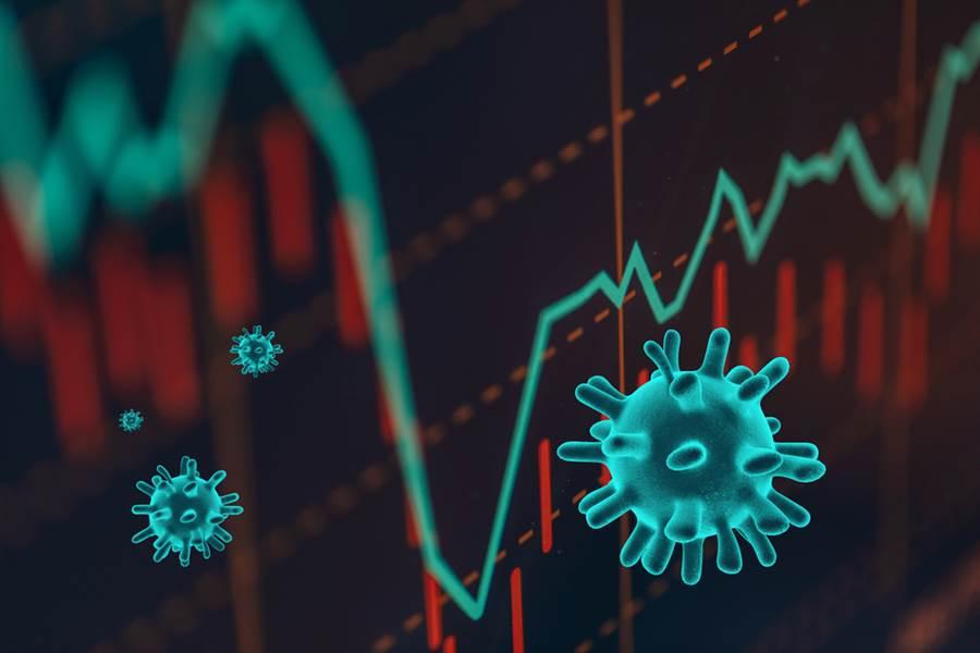 陸專家:經濟下行壓力仍大(圖/Shutterstock)