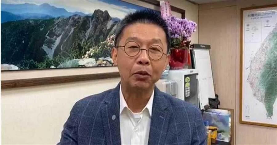 高雄市長韓國瑜呼籲挺韓民眾6月6日不要去投票,民進黨立委許智傑表示,韓選擇淡化對立是聰明的。(圖/報系資料照)