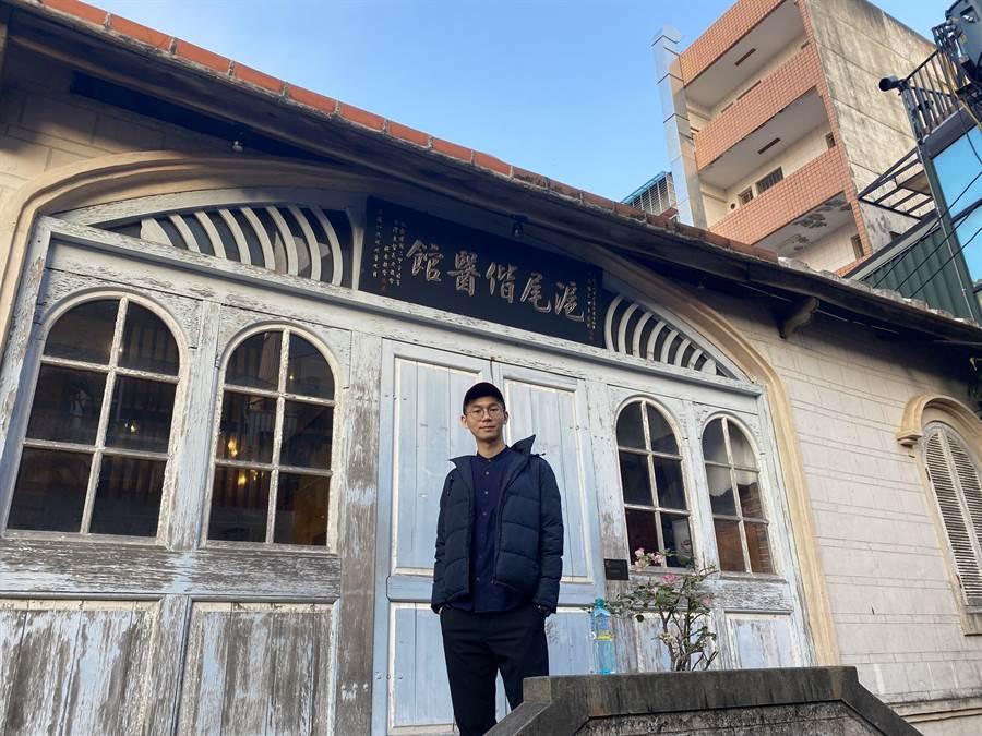 「陽光小鮮肉」24歲新莊警員周子恩(警方提供/戴上容新北傳真)