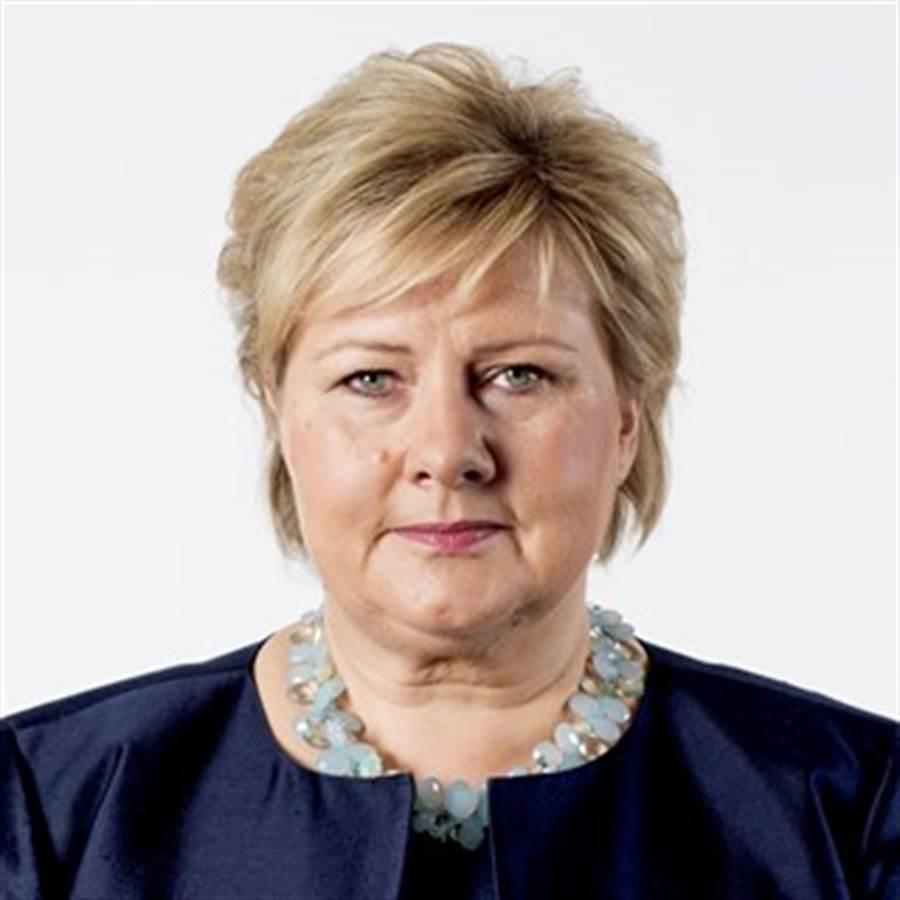 挪威總理(Thomas Haugersveen/Statsministerens kontor)