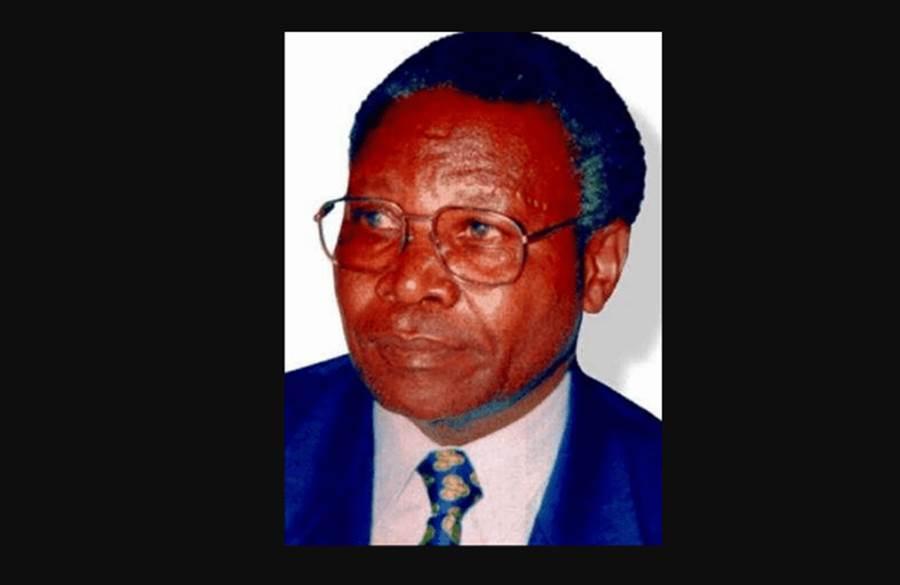 盧旺達大屠殺要犯卡布賈。