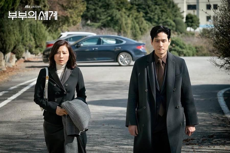 《夫婦的世界》灑狗血夯度不減 BBC原版製作讚爆:令人振奮(圖/ 摘自JTBC drama IG)