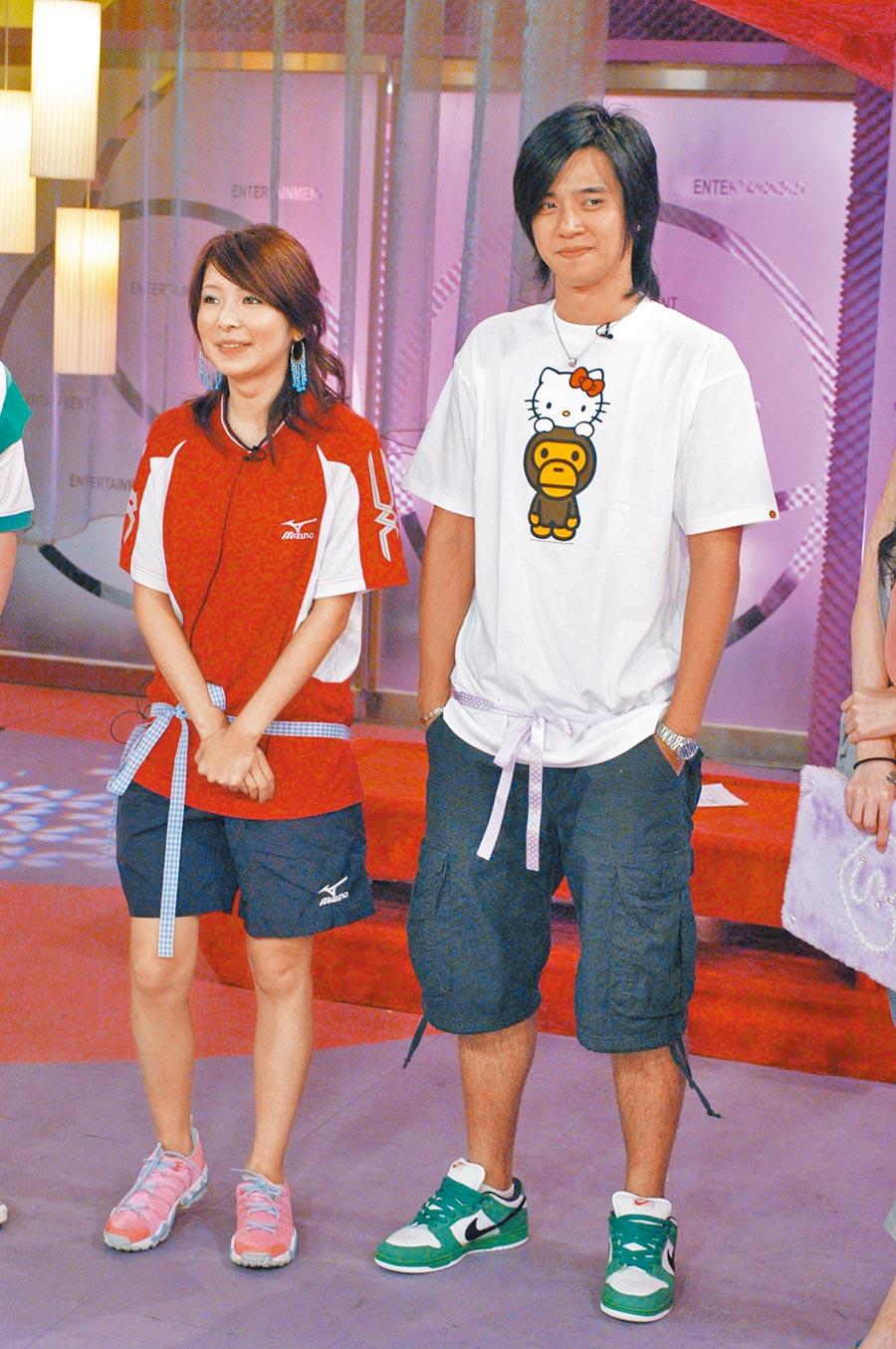 Makiyo對歐漢聲、羅志祥兩任舊愛態度大不同。(中時資料照片)