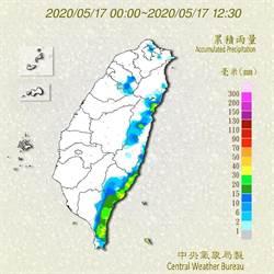 黃蜂遠離 氣象局:慎防周二起的梅雨鋒面