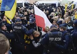 民眾怒吼 要求解封! 歐洲多地爆示威