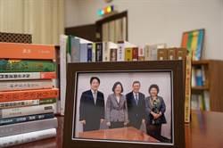 陳菊臉書請辭 給總統空間布局人事