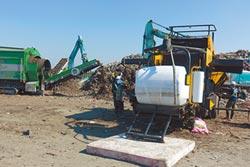 雲縣8萬噸陳年垃圾 今年全打包