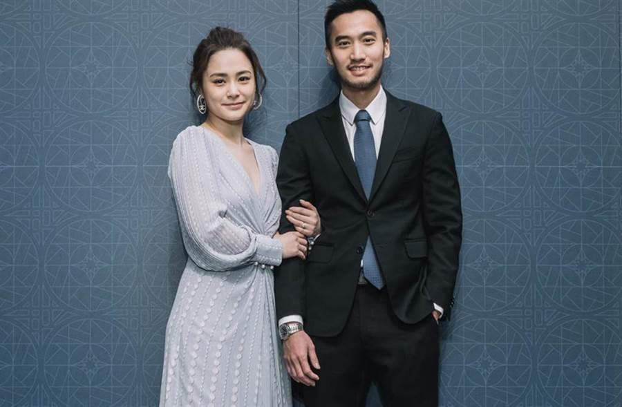 阿嬌和賴弘國閃婚又閃離。(圖/本報系資料照)