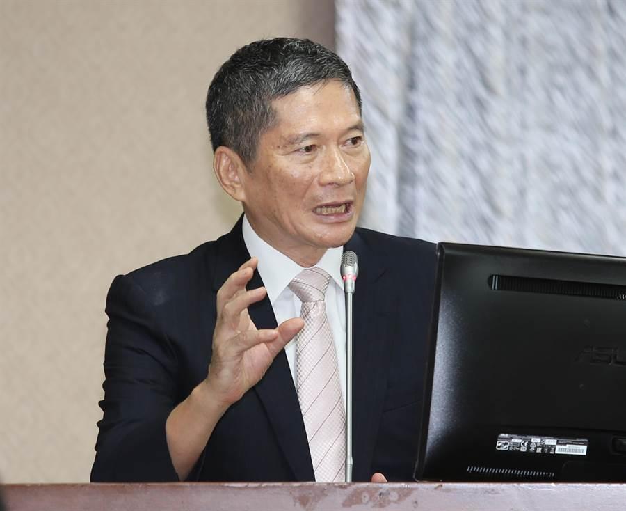 客委會主委李永得接任文化部長。(資料照,姚志平攝)
