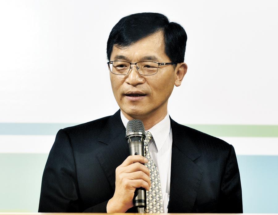經濟部中企處處長何晉滄。圖/本報資料照片