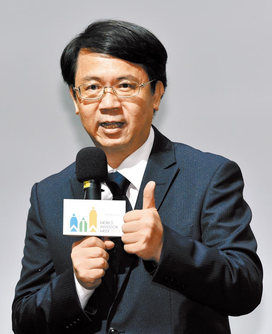 中華經濟研究院前晚舉行董事會,通過由張傳章出任院長。(本報資料照片)