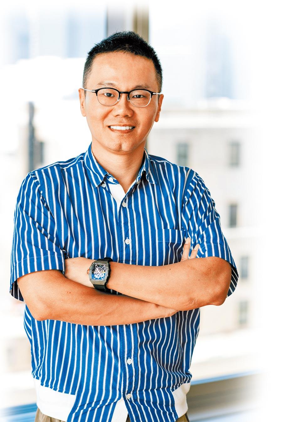 陳澤杉被譽為「巨星操盤手」。(資料照片)