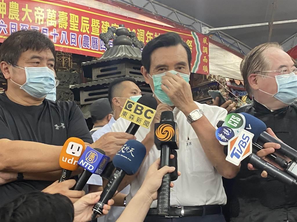 「國家在退步」 馬英九說重話:不參加520就職典禮