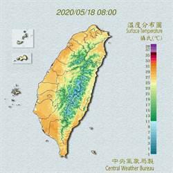 梅雨鋒面明報到  吳德榮:慎防致災性降雨