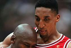 NBA》形象被醜化 皮朋對《最後一舞》失望