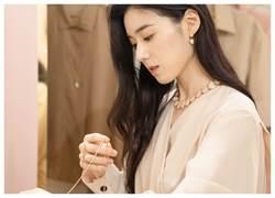 美豔帝國女總理蒞臨  嬌羞體驗Boucheron珠寶