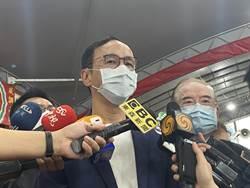 韓道歉「去年請假3個月選總統」 朱立倫:減少政治動盪