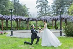 梨山聯合婚禮 力邀新人攜手步雲端