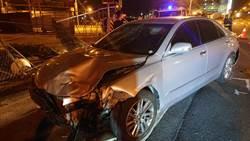 毒販開車撞死人落跑 車內起出毒品20公克