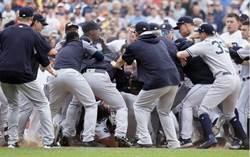 MLB》保持距離!球員打架加重處罰