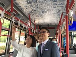 國光號客製化電動巴士整套外銷 嘉義市長黃敏惠:打世界盃