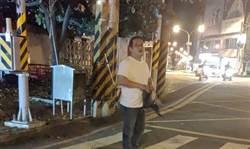 台南開車撞死女騎士落跑駕駛是毒販 警逮2人車上都毒品