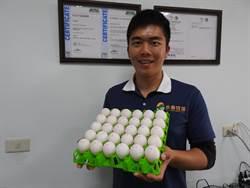 從機師到雞師 台東青農卓銘杉養雞全自動化
