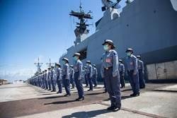 還帛琉清白 指揮中心:磐石艦最早發病者在台灣感染