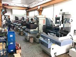 聯盛機電 中走絲線切割機 模具加工業者最佳首選品牌
