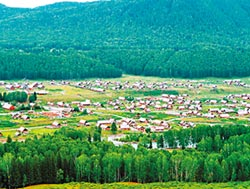 仙境般的中國最美村落