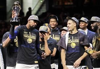 NBA》打臉勇士總管 KD狂嗆大家很開心