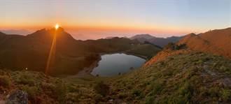 七彩湖高山祕境 布農族人回祖居地淨山
