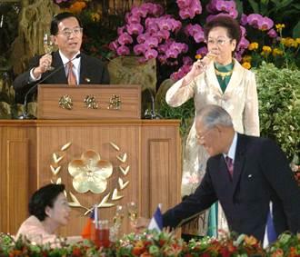 五朝國宴比一比:李登輝最豪華 陳水扁將台灣小吃推上桌