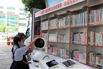 「AI機器人小布」說故事給你聽 新北閱讀節快樂開展