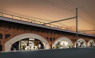 東京6月新景點!百年紅磚拱橋大變身!跨界商場秀摩登