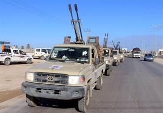 利比亞GNA部隊擊敗叛軍奪回空軍基地