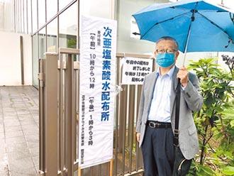 富田社長要推廣水神到全世界