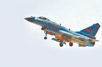 陸殲-10C量產 總生產量達600架