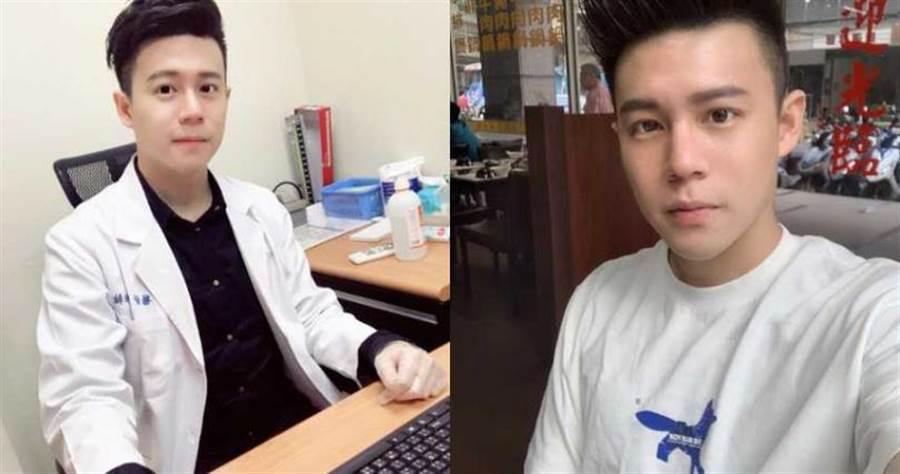 中醫師曾柏翰。(圖/翻攝自IG@hanyitang_)