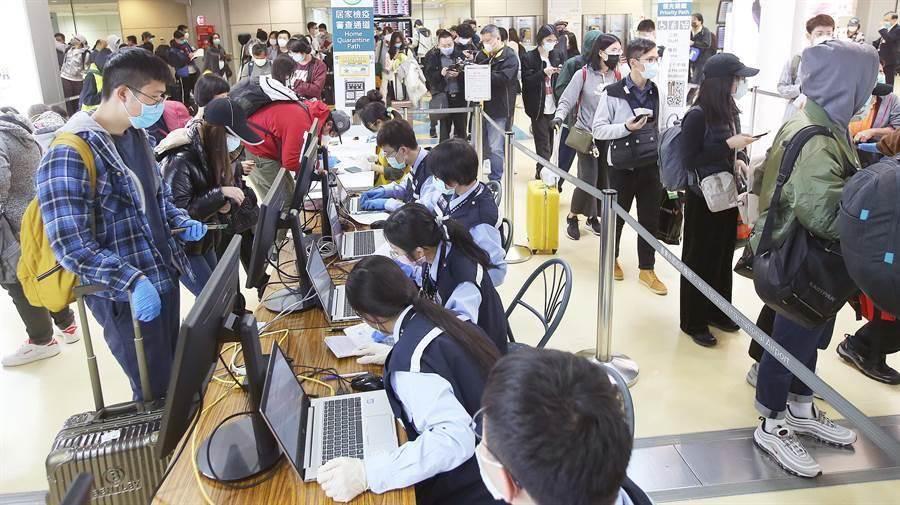 工作、求學、奔喪需出國 不限國家都可自費採檢。(本報系資料照/范揚光攝)
