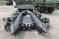 防範梅雨鋒面 陸軍南部8軍團完成整備警戒待命