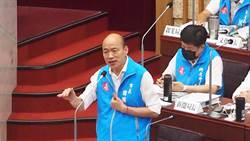 直播》韓國瑜議會質詢 議員出招今再交鋒